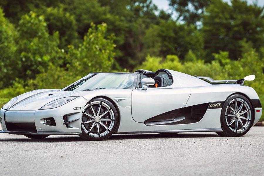 koenigsegg ccxr trevita los 10 mejores coches del mundo