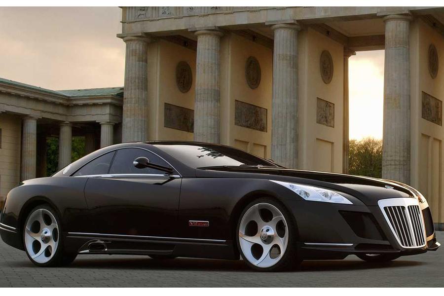mercedes maybach exelero top 5 de los 10 coches más caros del mundo