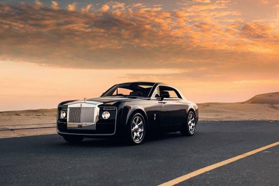 rolls royce sweptail los 10 coches mas caros del mundo